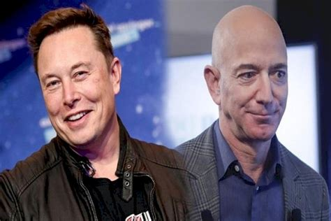 Allen Vs Bezos: Two billionaires of the world clash over ...