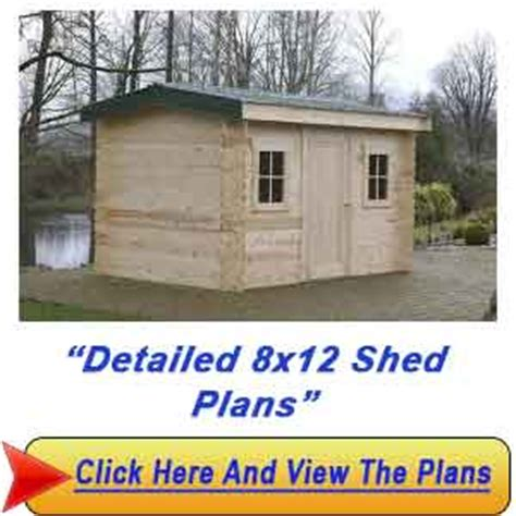 8x12 storage shed ideas pent roof storage shed plans guide sheds nguamuk