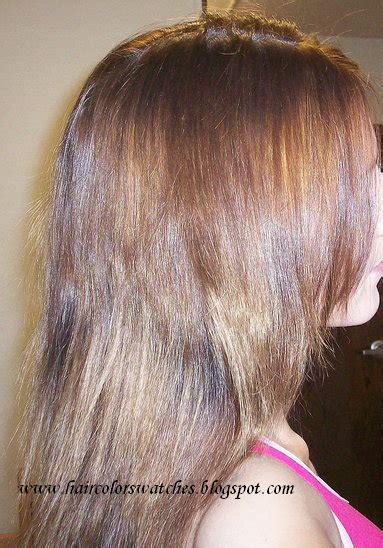 Swatches Of Hair by Hair Color Swatches Hair Color Hair Dye Swatches