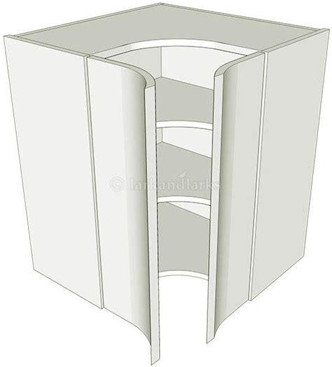 Corner Kitchen Wall Unit Concave Medium  Lark & Larks