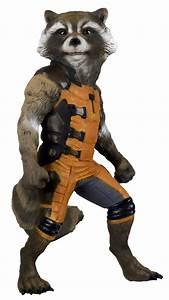 Guardians of the Galaxy Rocket Raccoon Foam Replica