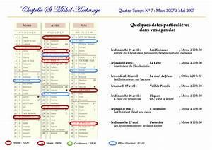 Les Quatre Temps Horaires : le quatre temps n 7 chapelle saint michel archange ~ Dailycaller-alerts.com Idées de Décoration