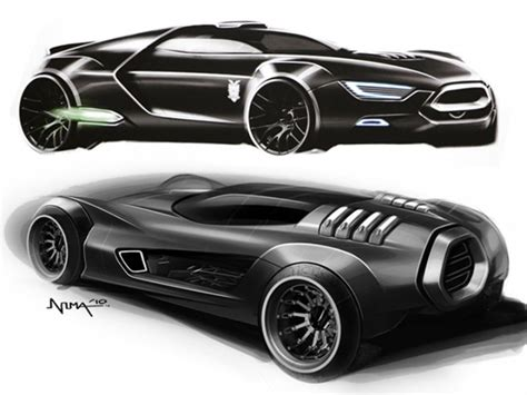 Car Design Concepts : Ford Mad Max Interceptor Concept