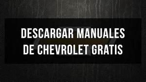 Descargar Manuales De Chevrolet Gratis En Pdf