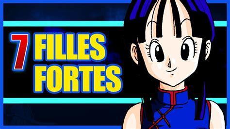 7 Filles/femmes Fortes Dans Dragon Ball [dbtimes 24]