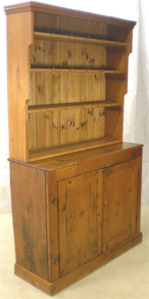 victorian pine welsh dresser  sellingantiquescouk