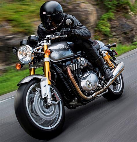 Triumph Thruxton 2019 by Triumph 1200 Thruxton R 2019 Fiche Moto Motoplanete