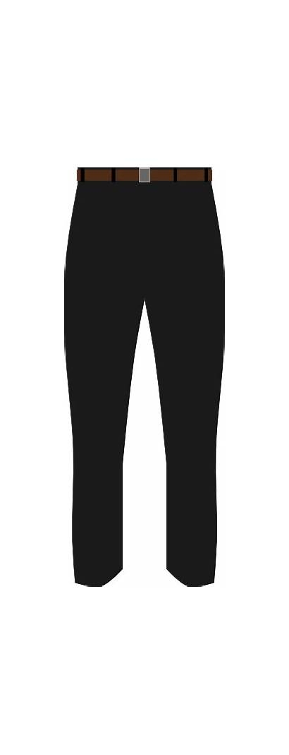 Pants Clip Clipart Clker Domain