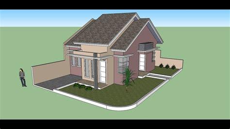 desain rumah minimalis sketchup kumpulan desain rumah