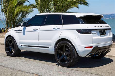 2020 Range Rover Evoque Modifications, Engine & Cost