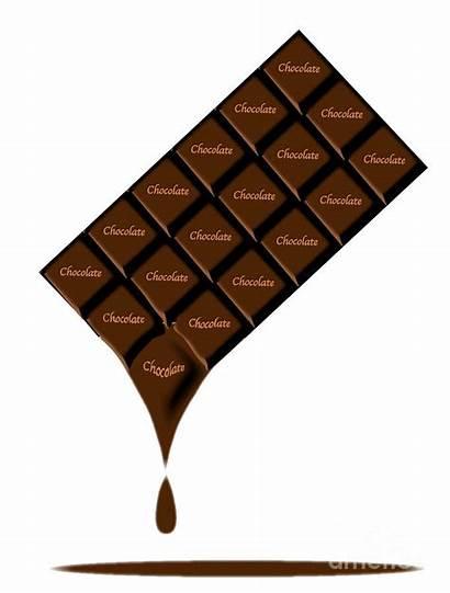Chocolate Dark Melting Bar Bigalbaloo Piece 9th