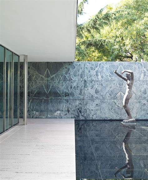Mies Der Rohe Barcelona Pavillon by Die Besten 25 Barcelona Pavillon Ideen Auf