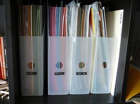 rangement papier scrap 30x30 rangement papier scrap 224 satine