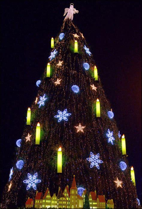 der dortmunder weihnachtsbaum bild foto von jochen