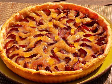 tarte aux prunes aux 233 pices sp 233 culos la page culinaire d une passionn 233 e