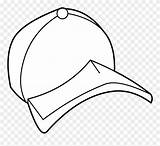 Coloring Cap Clipart Library sketch template