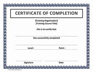 training certificate template joy studio design gallery With class completion certificate template