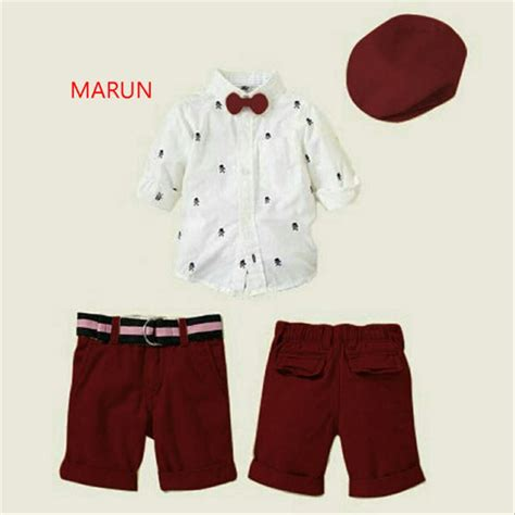 jual baju anak cowok fashion baju anak laki laki setelan
