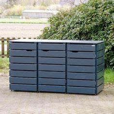 Mülltonnenbox Selbst Bauen : bildergebnis f r m lltonnenverkleidung selber bauen garten m lltonnenbox ~ Orissabook.com Haus und Dekorationen