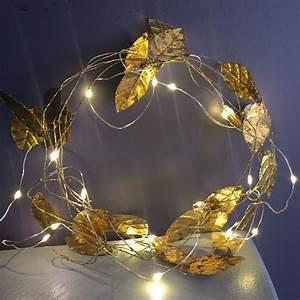 Petite Guirlande Lumineuse : petite guirlande lumineuse goutte 4 m ledition ~ Teatrodelosmanantiales.com Idées de Décoration