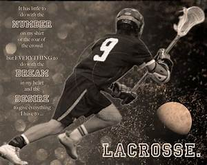 Inspirational L... Good Lax Goalie Quotes