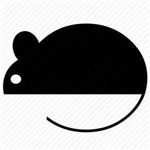Animal, dormouse, mouse, nature, pest, rat, wild icon ...