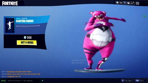 fortnite electro swing bassboosted youtube