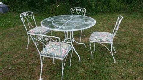 antique wrought iron patio furniture ebay 2015 home