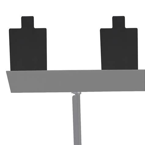 action target  ipsc torso plate rack target head