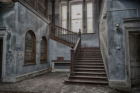 this abandoned school in berkshire is as creepy as it gets