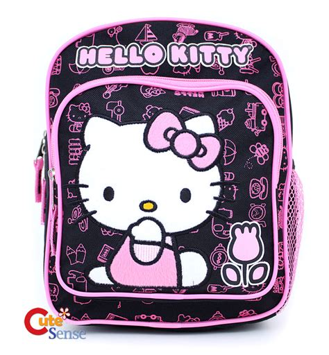 sanrio hello kitty school backpack toddler bag tulip b 440 | Hello Kitty School Backpack Sanrio Toddler Bag 1