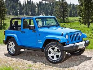 Beautiful Blue Jeep Wrangler 2 Door My Dream Car