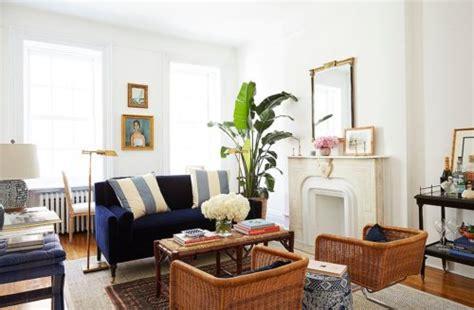 preppy upper east side apartment  design darling