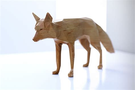 polywood clever concepts  wooden toy animals rendered
