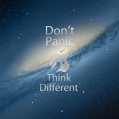 Apple Think Different Ipad Wallpapers Air Panic