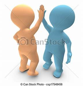 Team High Five Clipart - Clipart Suggest