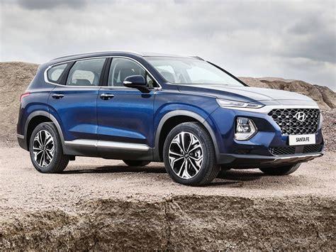 2019 Hyundai Santa Fe Revealed