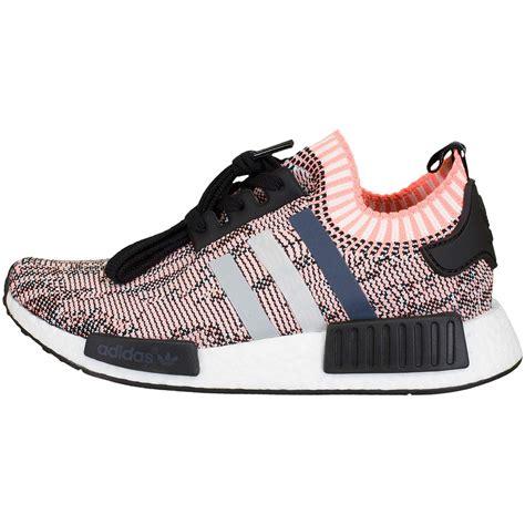 adidas originals damen sneaker nmd r1 pk schwarz pink