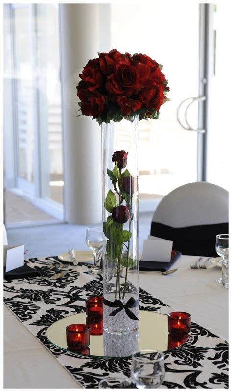 black and white party table centerpieces 186 best images about my dream wedding black white and