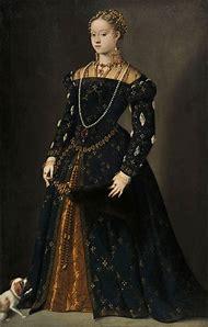 Renaissance Queen Portrait