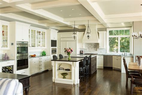 Large Multi-function Kitchen Island For Practical Kitchen