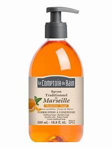 Le Comptoir Du Bain : le comptoir du bain mandarin sage marseille traditional soap 500ml ~ Teatrodelosmanantiales.com Idées de Décoration