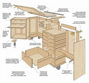 We Have A plan: More Woodworking plans sewing cabinet