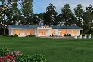 Ranch Style House Plan  Ft Plan