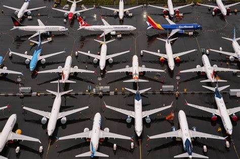 Boeing Stock Could Remain Grounded as 737 MAX Flies Again ...
