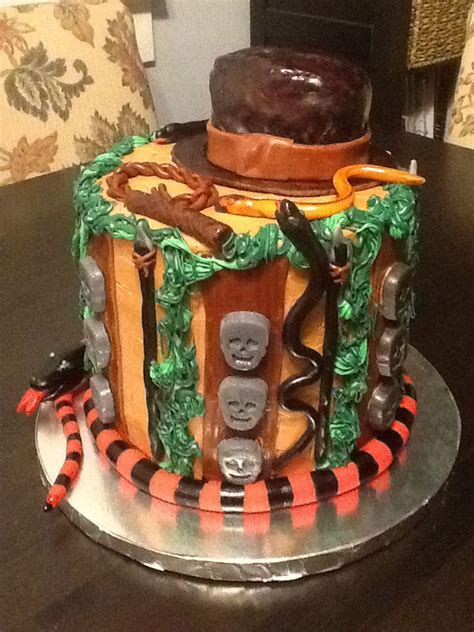 images  cakes indiana jones  pinterest