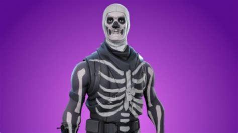 fortnite halloween costumes   skull trooper coming