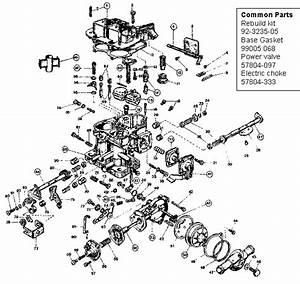 Weber 32  36 Fast Idle Cam  - Basic Tech Help