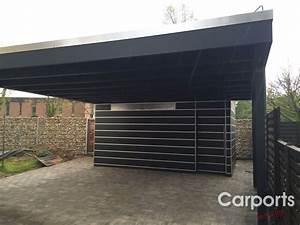 Holzbalken Für Carport : carports mit pfiff ~ Articles-book.com Haus und Dekorationen