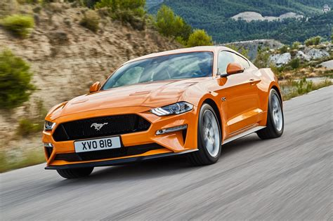 ford mustang 2017 rebooted ford mustang gets neighbourly at 2017 frankfurt